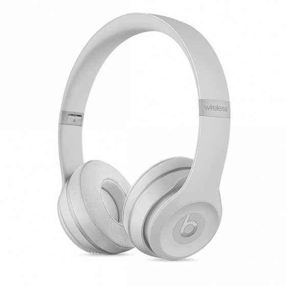 Cuffie Beats Solo3 Wireless - Argento Opaco