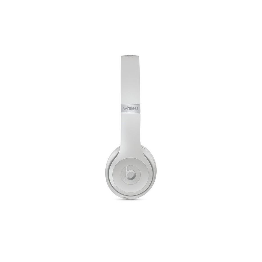 Cuffie Beats Solo3 Wireless - Argento Opaco ricondizionato usato