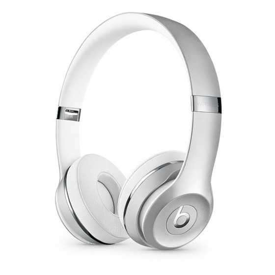 Cuffie Beats Solo3 Wireless - Argento