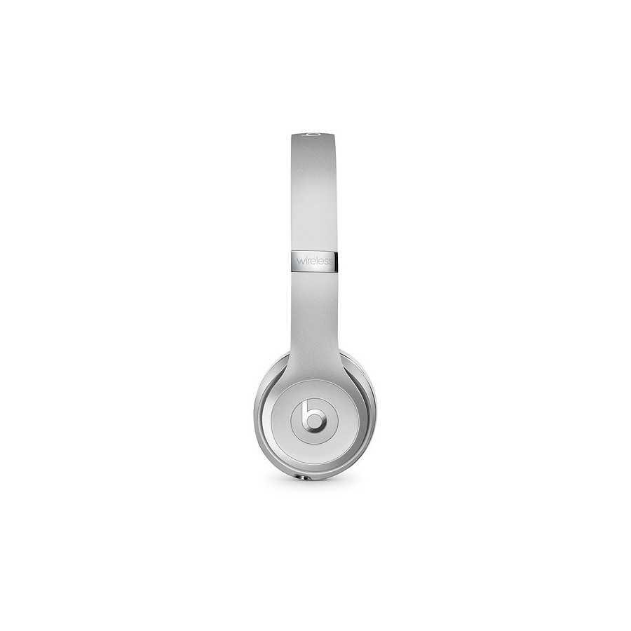 Cuffie Beats Solo3 Wireless - Argento ricondizionato usato