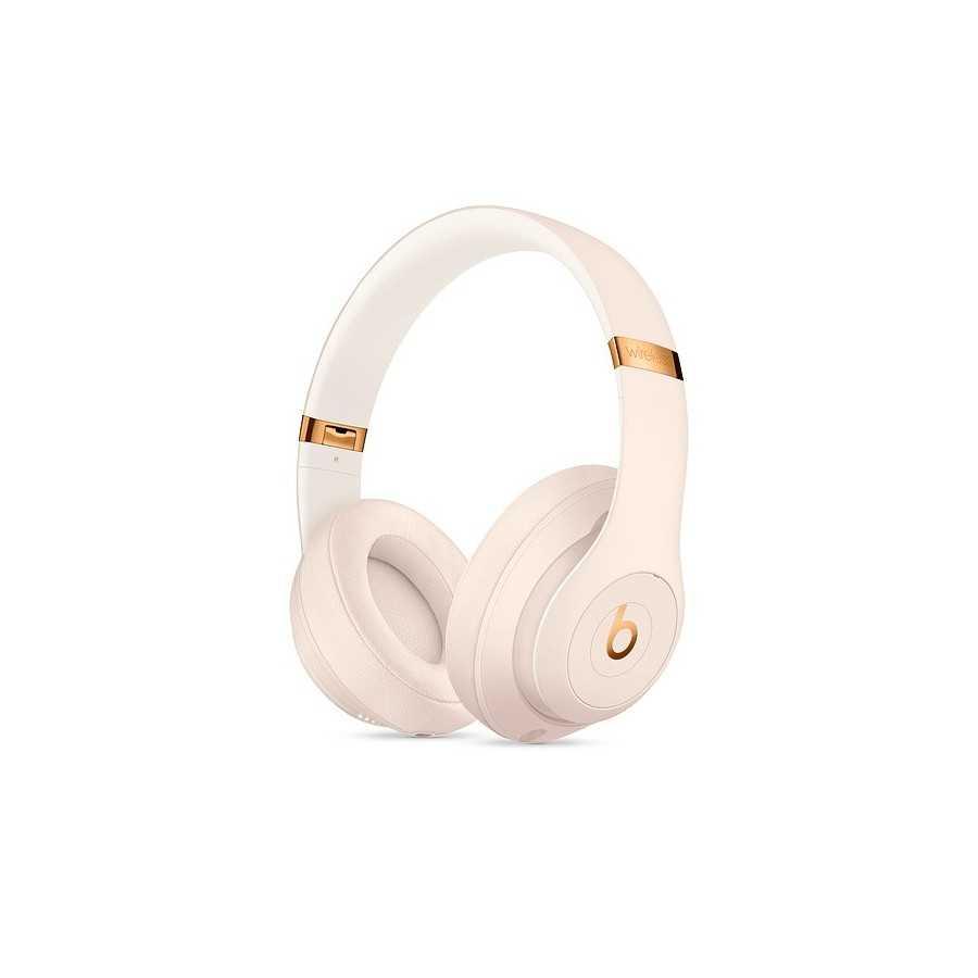 Cuffie over‑ear Beats Studio3 Wireless - Porcellana Rosa ricondizionato usato