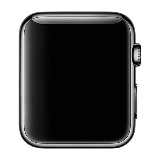 38mm - Apple Watch 1 (2015) Sport - Grado AB