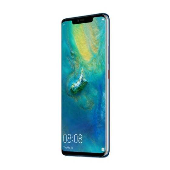 GRADO A - HUAWEI MATE 20 PRO 128GB twilight blue