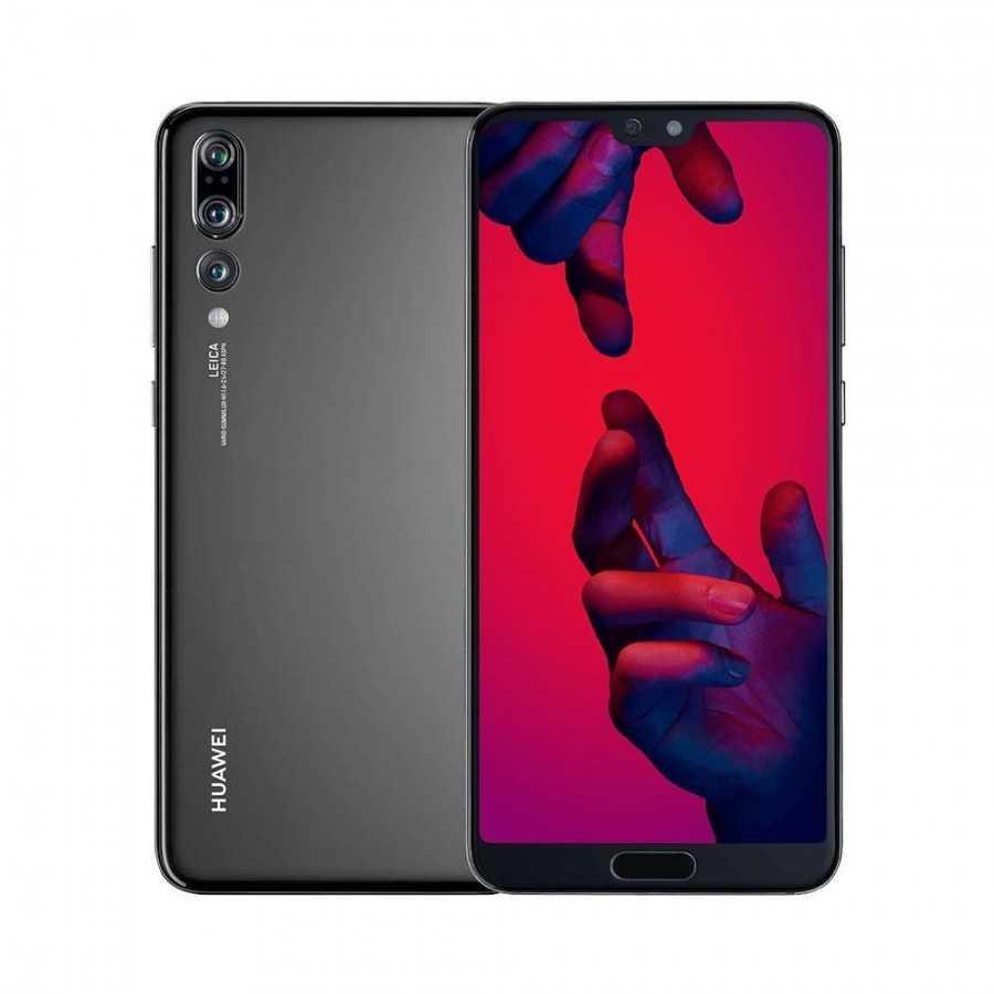 Huawei P20 Pro 128GB Nero ricondizionato usato P20PRO128GBNERO-A