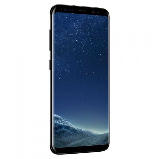GRADO A - GALAXY S8 64gb Midnight Black