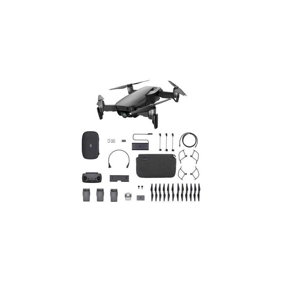 GRADO A - DJI MAVIC AIR FLY MORE COMBO ricondizionato usato