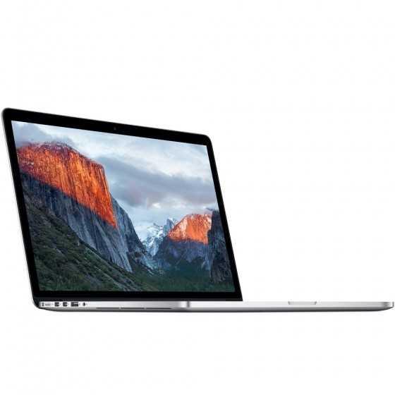 "MacBook PRO Retina 15"" i7 2.3GHz 8GB ram 256GB Flash - Metà 2015"