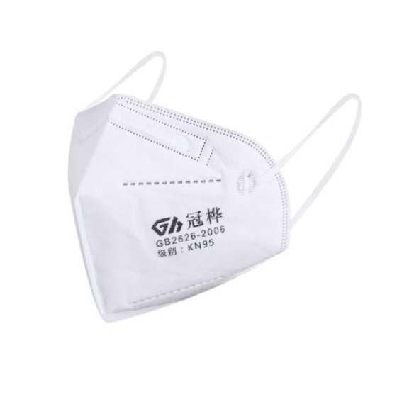 Mascherina Filtrante KN95 4 strati - Guanhua