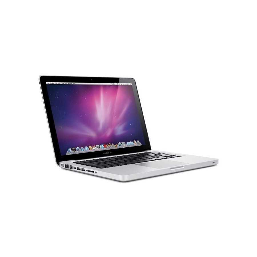 """MacBook PRO 13"""" 2,4GHz I5 4GB ram 500GB HDD - Fine 2011 ricondizionato usato"""