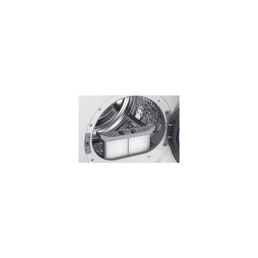 ASCIUGATRICE SAMSUNG DV80M50103W - Ricondizionato Grado AB