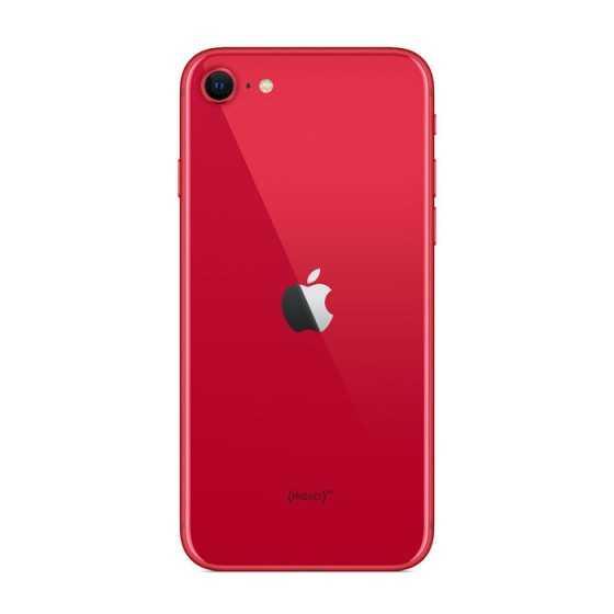 iPhone SE 2020 - 64GB Red