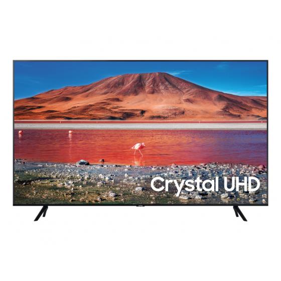 "TV LED 50"" Samsung 4K Crystal UHD UE50TU7172UXXH ricondizionato usato"