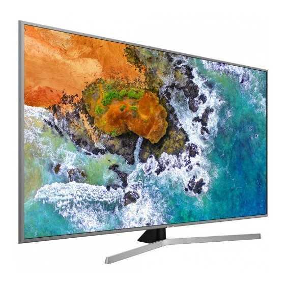 "TV Led 50"" Samsung UE50NU7472UXXH 4K Ultra HD"