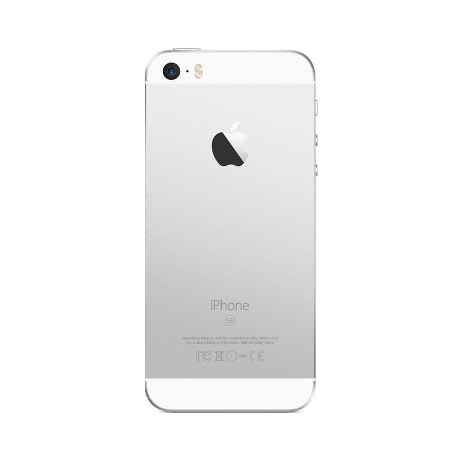 iPhone SE - 64GB SILVER ricondizionato usato IPSESILVER64A