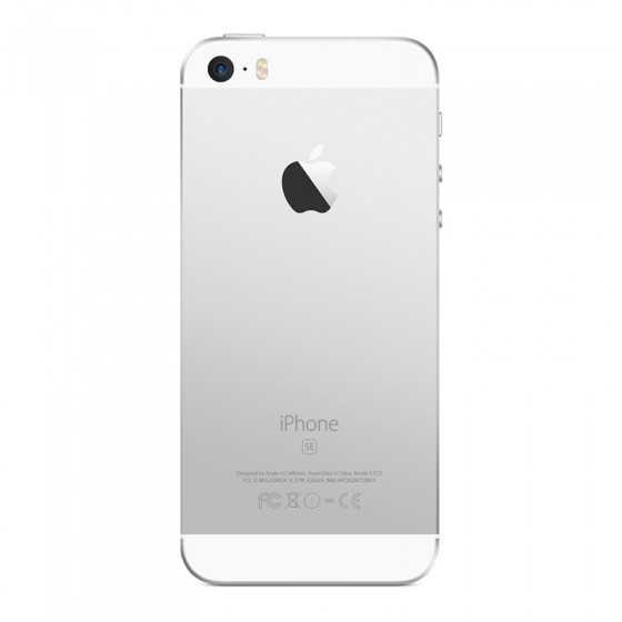 iPhone SE - 64GB SILVER ricondizionato usato IPSESILVER64B