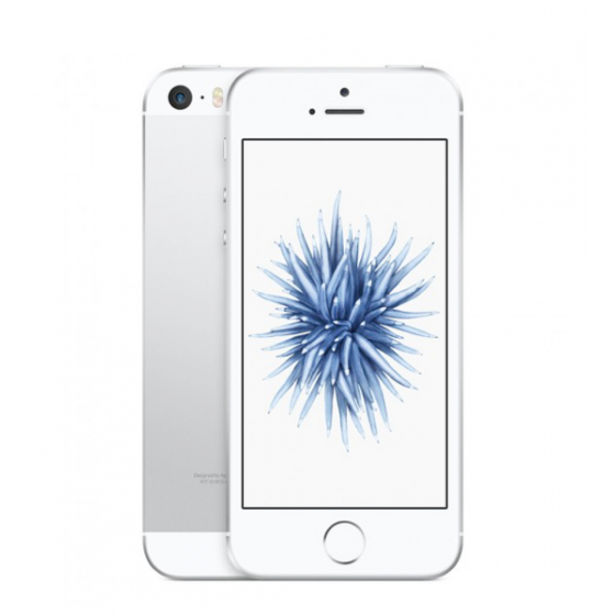 iPhone SE - 64GB SILVER