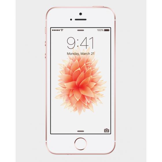 iPhone SE - 64GB ROSE GOLD