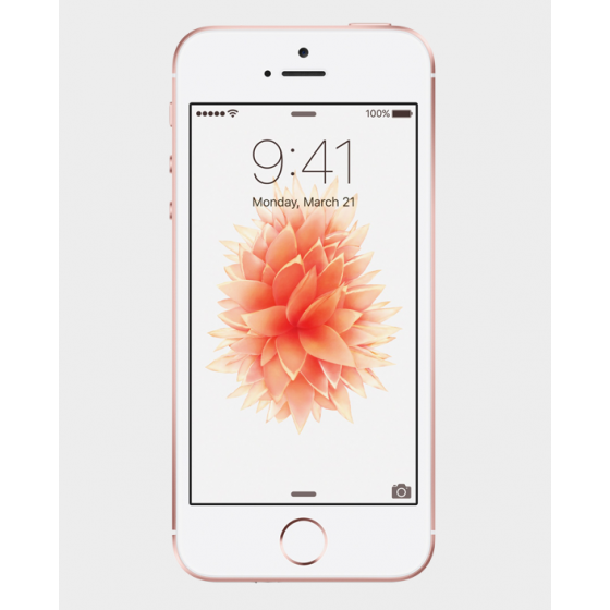 iPhone SE - 64GB ROSE GOLD