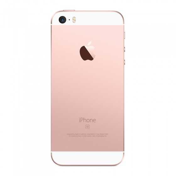 iPhone SE - 64GB ROSE GOLD ricondizionato usato IPSEROSEGOLD64B