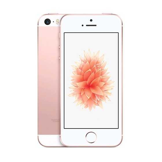 iPhone SE - 128GB ROSE GOLD