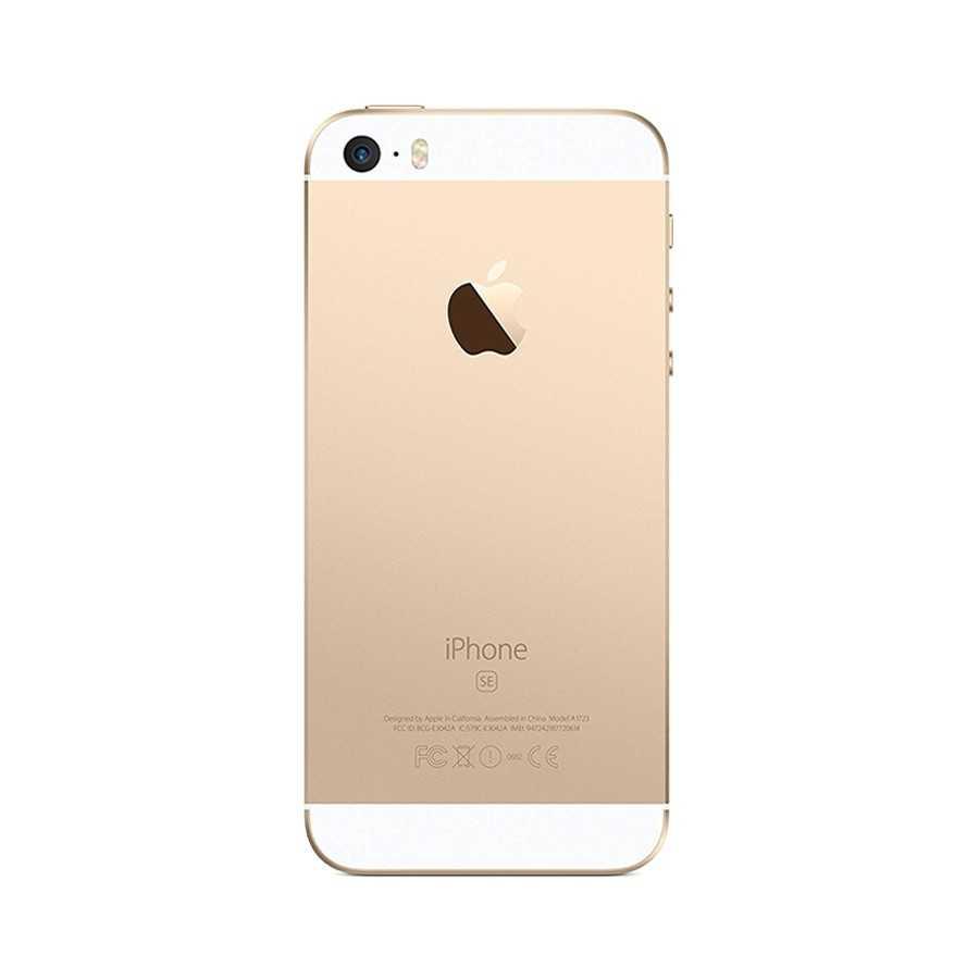 iPhone SE - 16GB GOLD ricondizionato usato IPSEGOLD16B