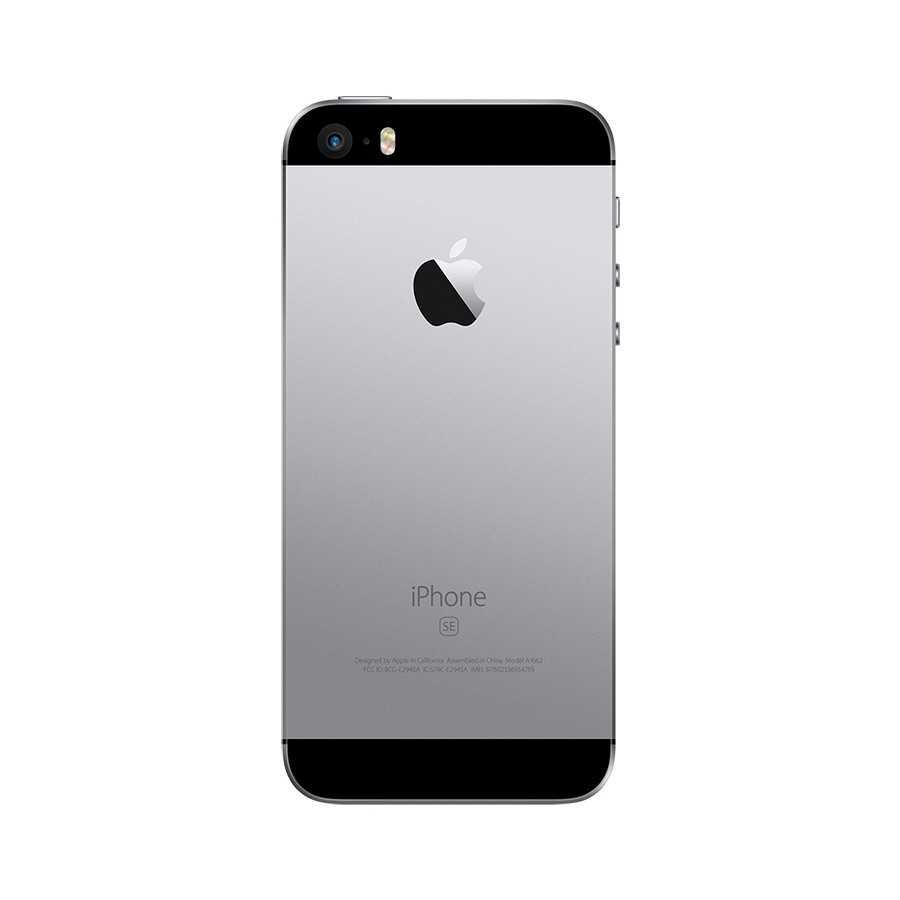iPhone SE - 64GB SPACE GRAY ricondizionato usato IPSESPACEGREY64A