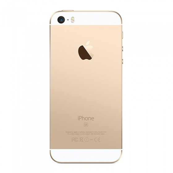 iPhone SE - 64GB GOLD