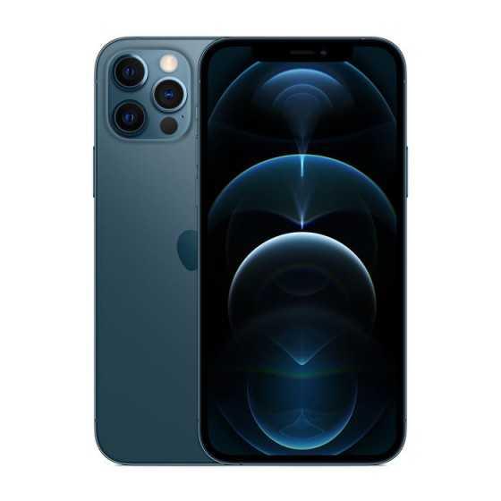 iPhone 12 PRO MAX - 256GB BLU PACIFICO ricondizionato usato IP12PROMAX256BLUAB