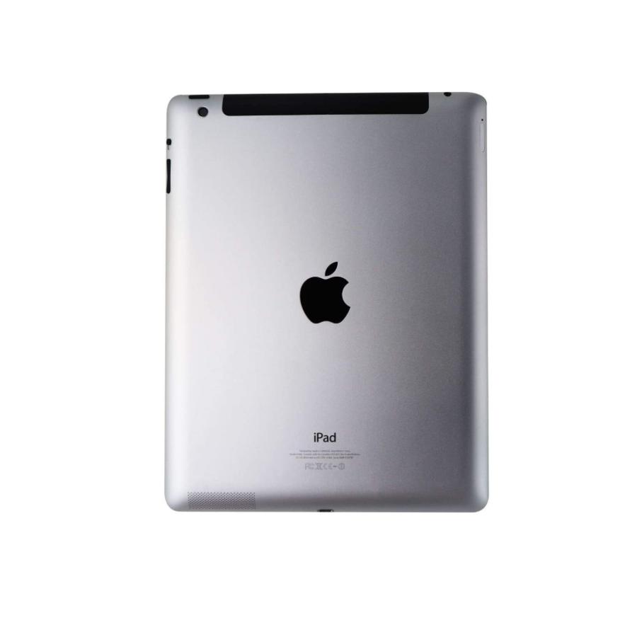 iPad 4 - 64GB NERO ricondizionato usato IPAD4NERO64WIFICELLULARAB