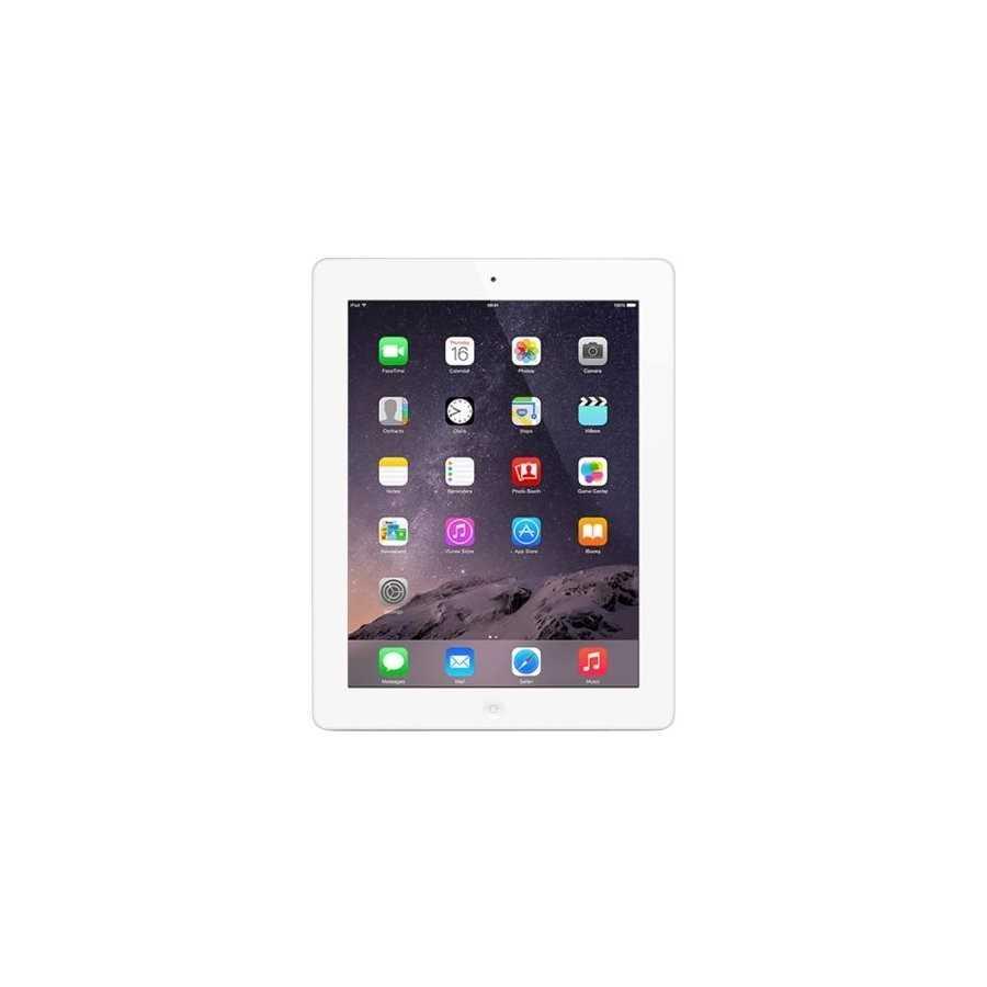 iPad 4 - 64GB BIANCO ricondizionato usato IPAD4BIANCO64WIFICELLULARAB