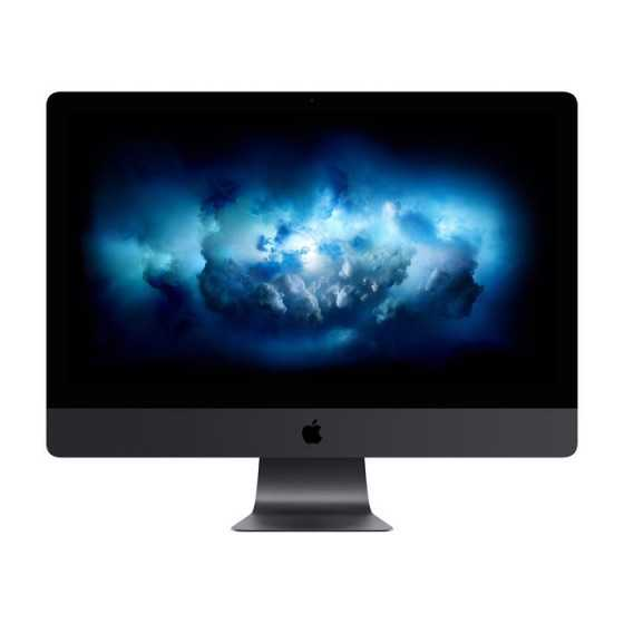 "iMac Pro 27"" 5K 3.2GHz Xeon W 8 COre 32GB ram 1TB Flash - 2017"