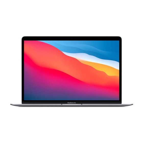 "MacBook Air 13.3"" Retina 1.6Ghz i5 8GB Ram 128GB SSD Silver - 2019"