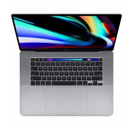 "MacBook Pro Touchbar 15.4"" 2.9Ghz i7 16GB Ram 500GB SSD Grigio Siderale - 2019"
