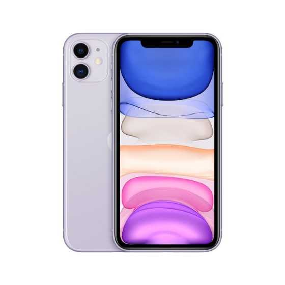 iPhone 11 - 64GB VIOLA