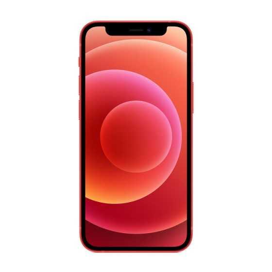 iPhone 12 Mini - 256GB ROSSO