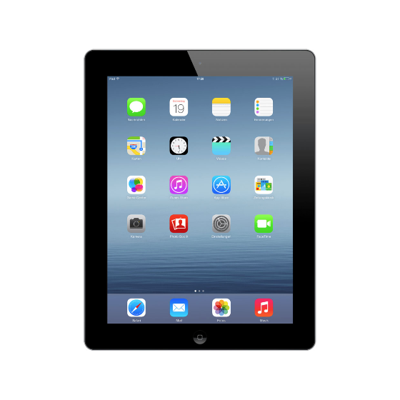 iPad 4 - 16GB NERO