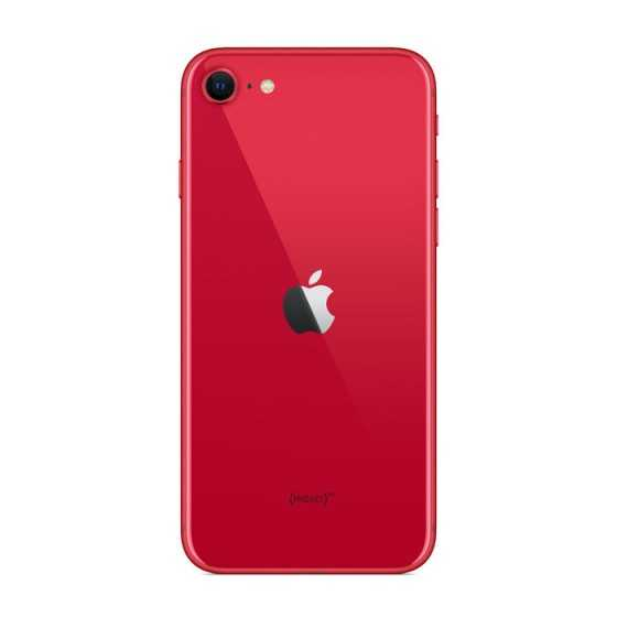 iPhone SE 2020 - 128GB Red