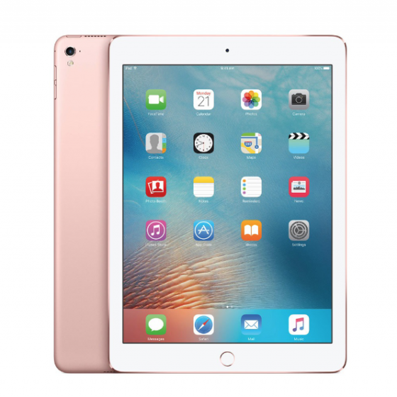 iPad PRO 9.7 - 256GB ROSE GOLD