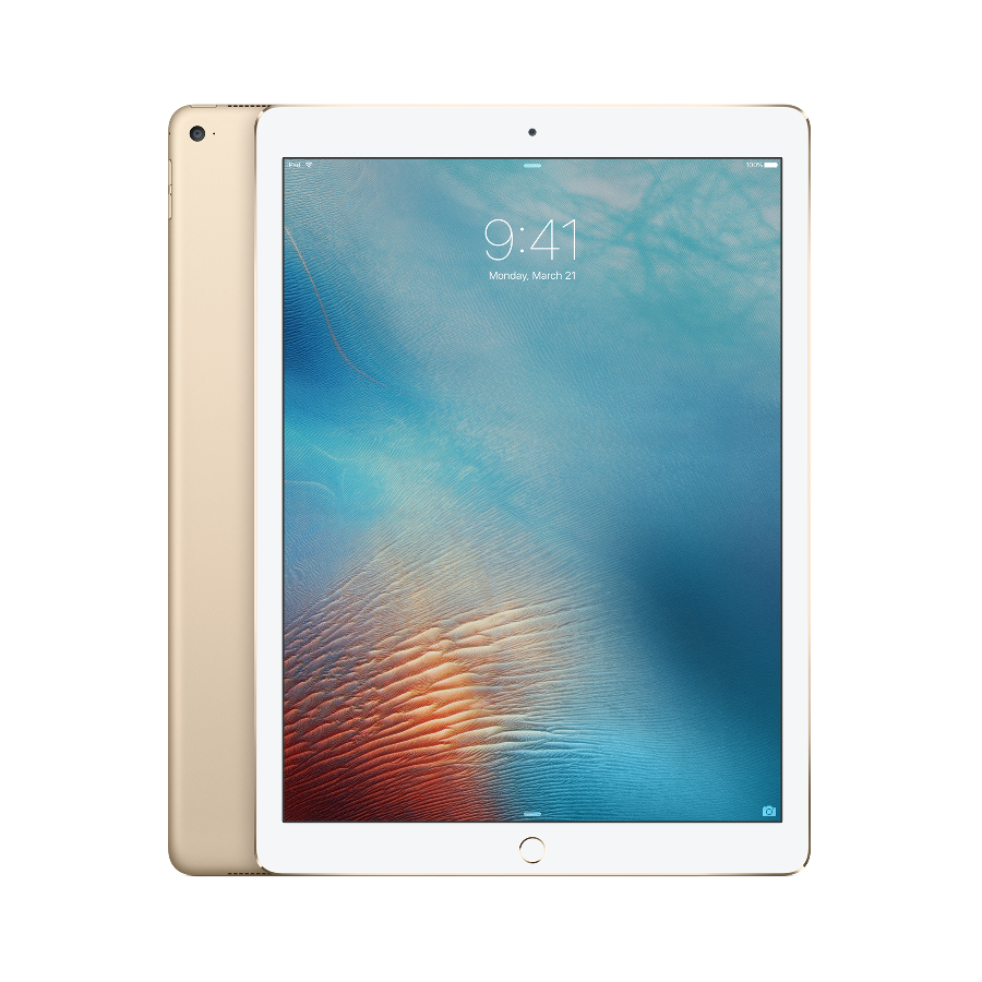 iPad PRO 12.9 - 64GB GOLD ricondizionato usato IPADPRO212.9GOLD64CELLWIFIA