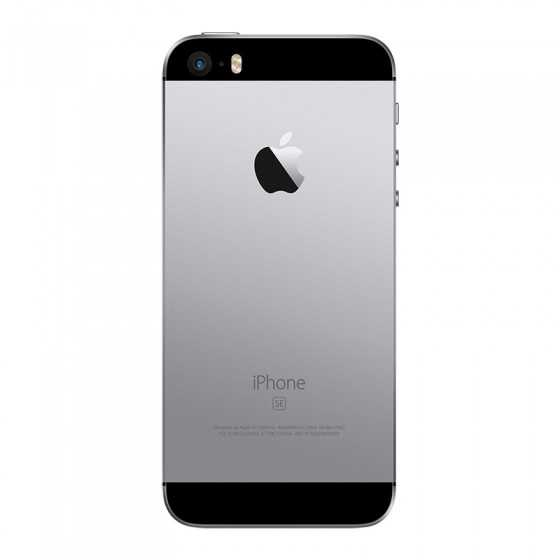 iPhone SE - 128GB SPACE GRAY