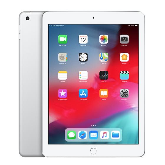 iPad 6 (2018) - 128GB SILVER
