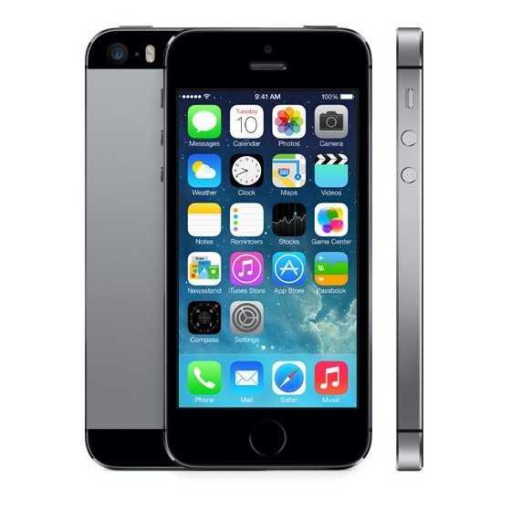 GRADO B 16GB NERO - iPhone 5S ricondizionato usato