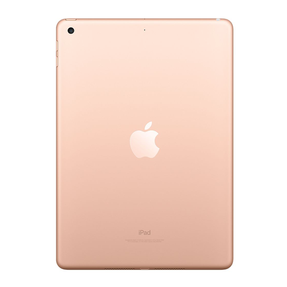 iPad 6 (2018) - 128GB GOLD