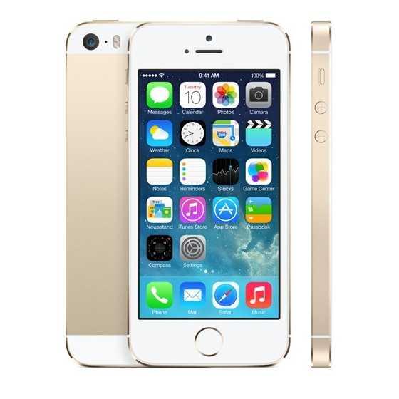 GRADO C 16GB GOLD - iPhone 5S