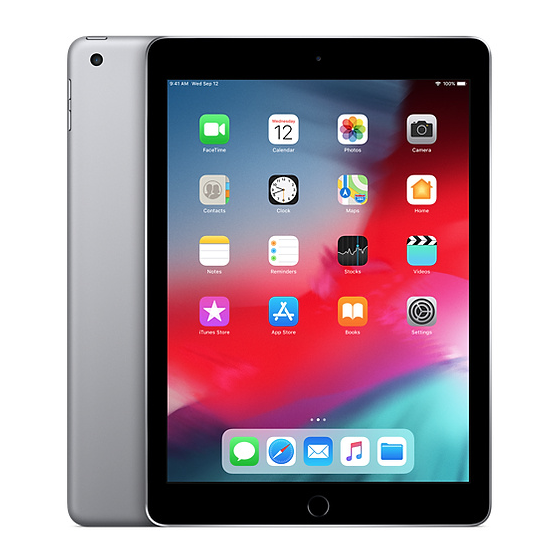 iPad 6 (2018) - 32GB SPACE GRAY
