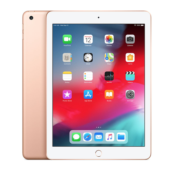 iPad 6 (2018) - 32GB GOLD