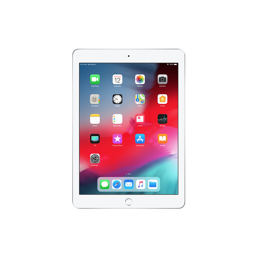 iPad 6 (2018) - 32GB SILVER ricondizionato usato IPAD6SILVER32WIFIA