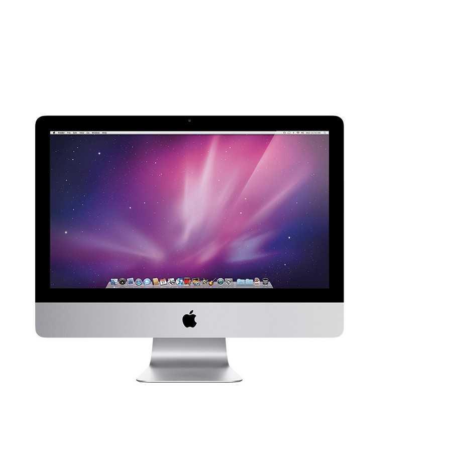 """iMac 21.5"""" 3.06GHz i3 12GB ram 500GB HDD - Metà 2010 ricondizionato usato"""