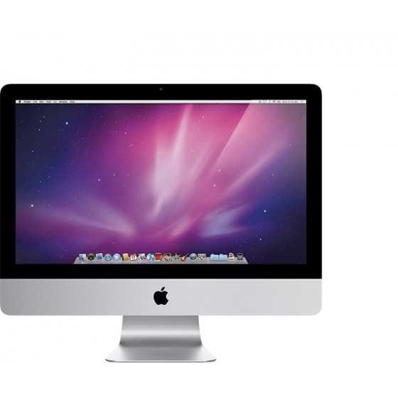 """iMac 21.5"""" 3.06GHz i3 4GB ram 500GB HDD - Metà 2010 ricondizionato usato"""