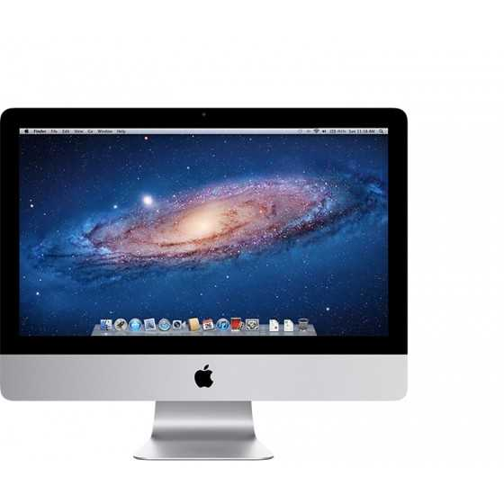 "iMac 21.5"" 2.8GHz i7 16GB ram 251gb Flash + 2000GB HDD - Metà 2011"